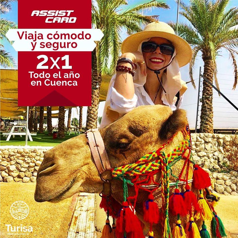Viaja con la tranquilidad y seguridad de ASSIST CARD Turisa
