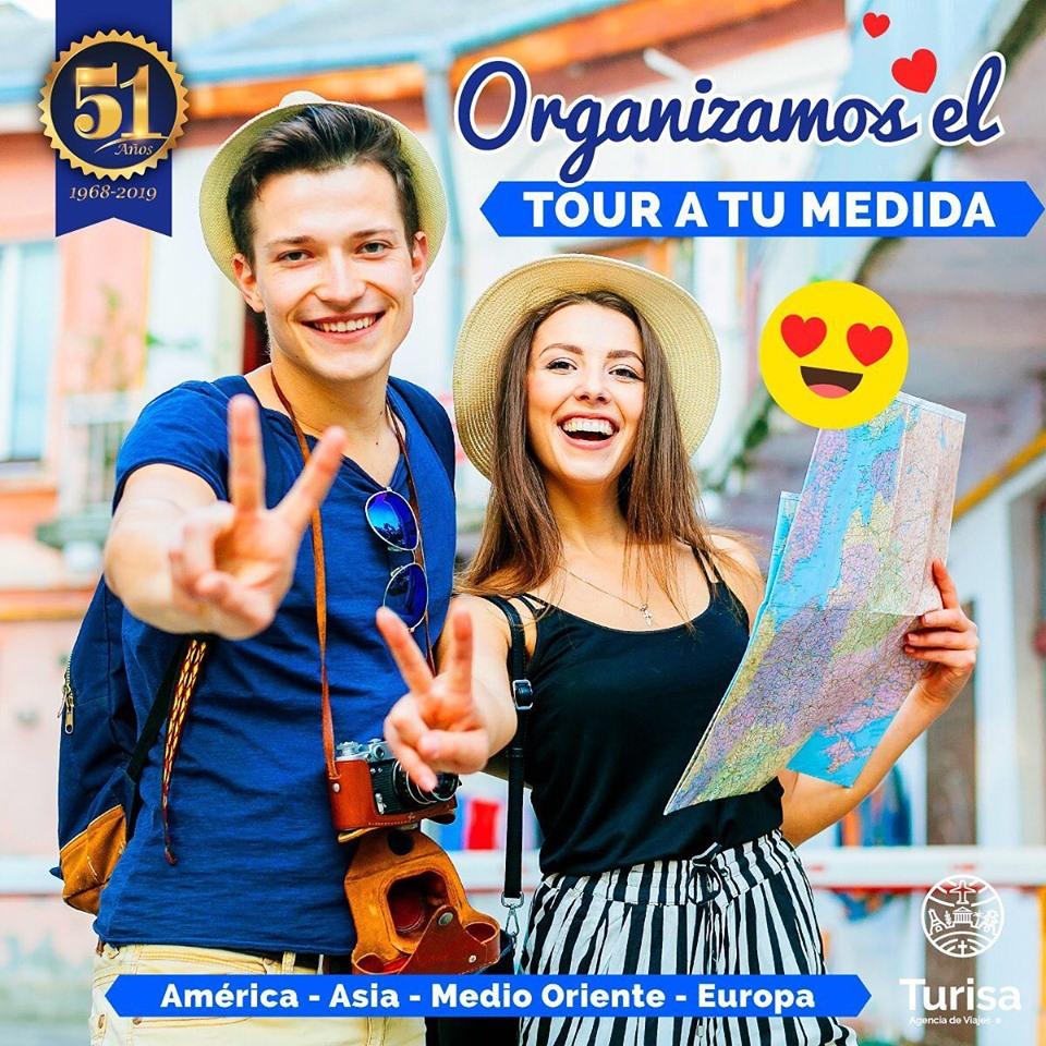 En #Turisa nos adaptamos a tu presupuesto y hacemos realidad tu sueño de conocer el mundo.