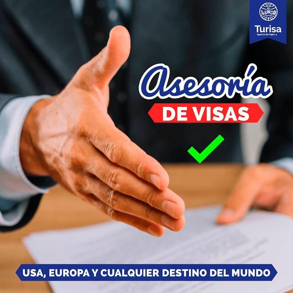 Asesoría de visas en Turisa