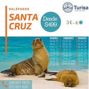 Viaja a Galápagos